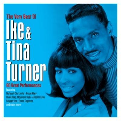 Turner, Ike & Tina - Very Best Of (3CD)