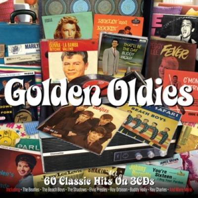V/A - Golden Oldies (3CD)