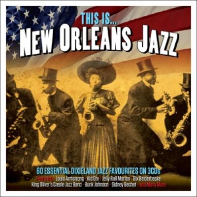 V/A - This Is ..New Orleans Jazz (3CD)