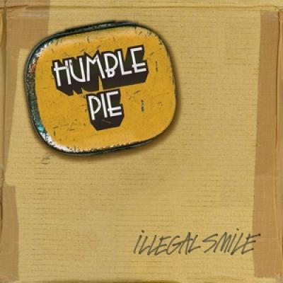 Humble Pie - Illegal Smile (LP)