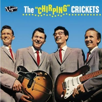 Holly, Buddy And The Crickets - Chirping Crickets (Yellow Vinyl) (2LP)