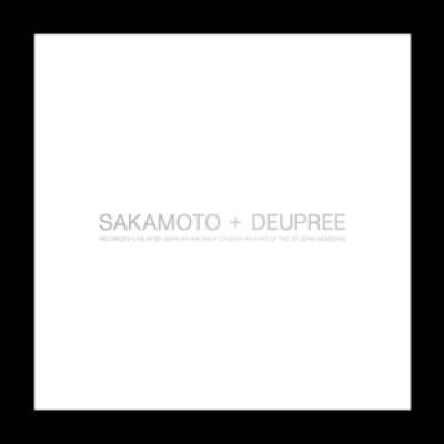 Sakamoto, Ryuichi & Taylor Deupree - Live In London (Transparent Blue) (2LP)