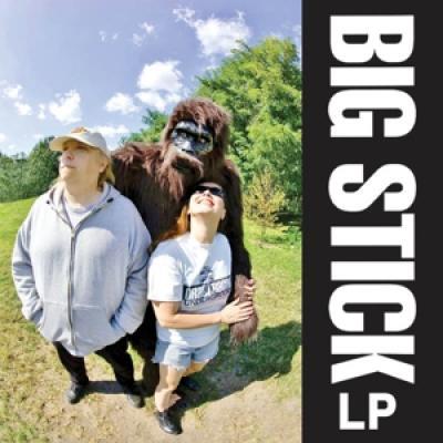 Big Stick - Lp (Clear) (LP+CD)