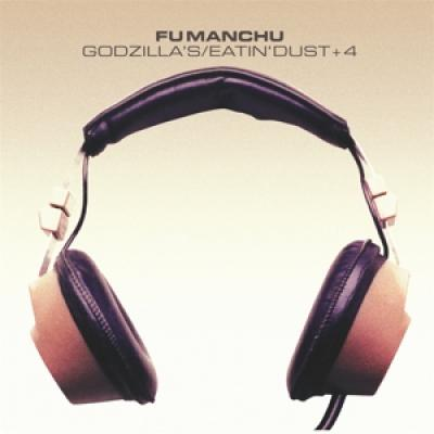 Fu Manchu - Godzilla'S/Eatin' Dust (3LP)