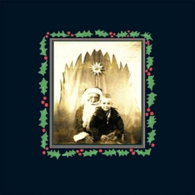 Big Stick - Sauced Up Santa (Green/Red Vinyl) (LP)