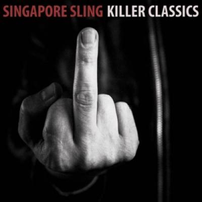 Singapore Sling - Killer Classics (LP)