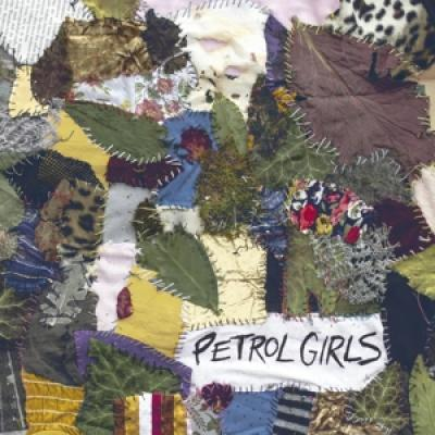 Petrol Girls - Cut & Stitch (Transparent Green Vinyl) (LP)