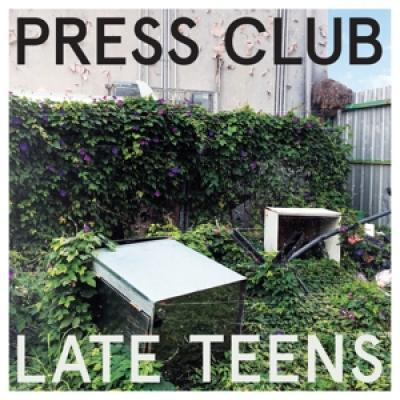 Press Club - Late Teens (Transparent Vinyl With Heavy Lavender Splatter) (LP)