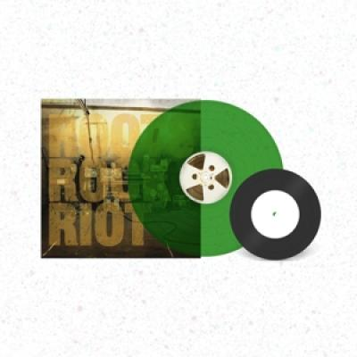 Skindred - Roots Rock Riot (Transparent Green Vinyl) (2LP)