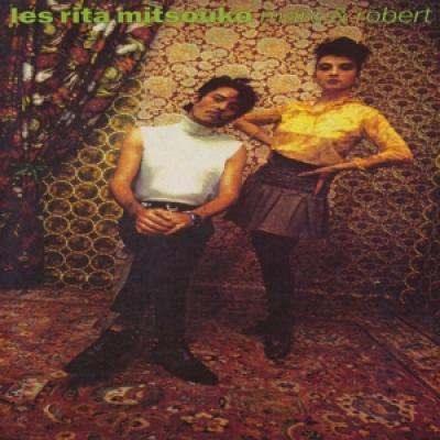 Les Rita Mitsouko - Marc & Robert (Reissue) (LP+CD)