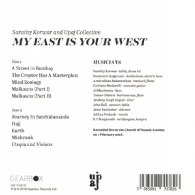 Korwar, Sarathy - My East Is Your West (2CD)