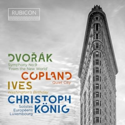 Solistes Europeens Luxembourg Chris - Dvorak Symphony No. 9 From The New