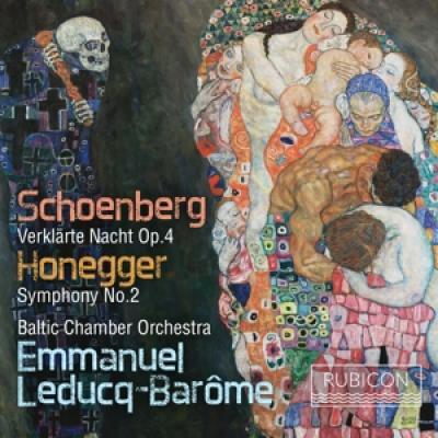 Baltic Chamber Orchestra Emmanuel L - Schoenberg & Honegger CD