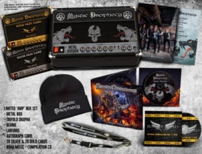 Mystic Prophecy - Metal Division (2CD)