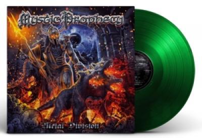 Mystic Prophecy - Metal Division (Green Vinyl) (LP)