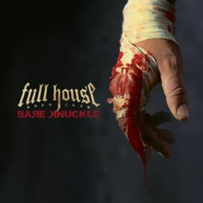 Full House Brew Crew - Bare Knuckle (Transparent Red Vinyl) (LP)