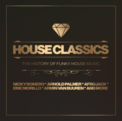 V/A - House Classics  The History Of Funky House Music (2CD)