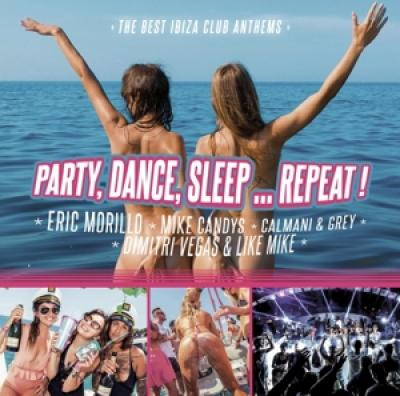 V/A - Party, Dance, Sleep... Repeat!!
