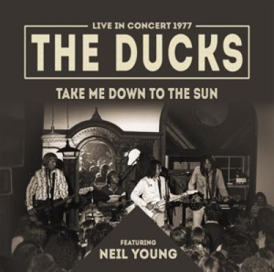 Ducks - Take Me Down To The Sun (Blue Vinyl) (LP)
