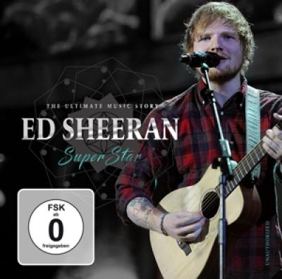 Sheeran, Ed (Documentary) - Superstar (2CD)