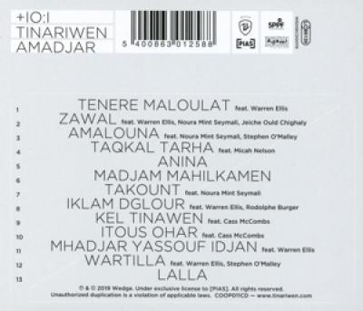 Tinariwen - Amadjar