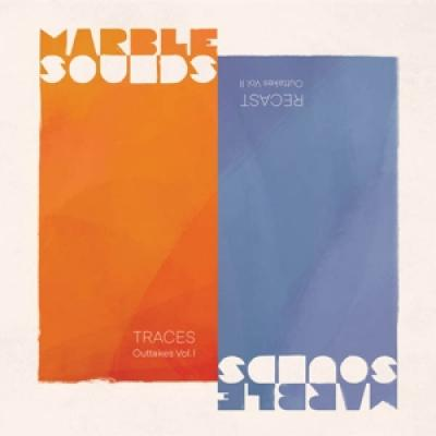 Marble Sounds - Traces / Recast (Solid White Vinyl) (LP)