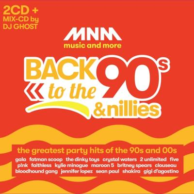 MNM Back To the 90's and Nillies (Greatest Partyhits) (3CD)