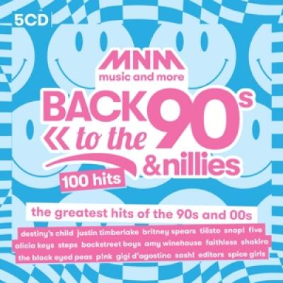Various - Mnm Presents Back To 90S & 00S (100 Hits) (5CD)