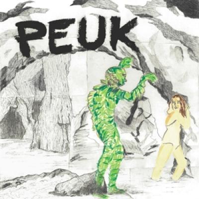 Peuk - Peuk (LP)