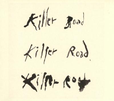 Soundwalk Collective Feat. Patti Smith & Jesse Paris - Killer Road (LP)