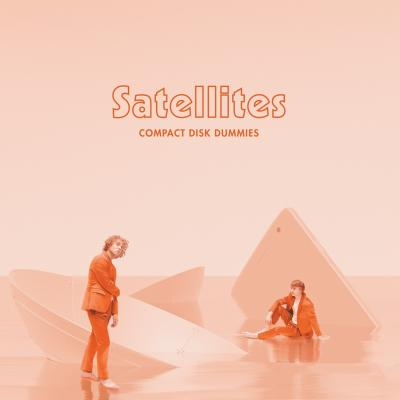 Compact Disk Dummies - Satellites (EP) (10INCH)