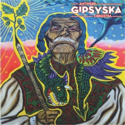 Antwerp Gipsy-Ska Orkestra - Duivelsblauw (LP)