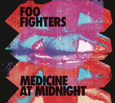 FOO FIGHTERS - MEDICINE AT MIDNIGHT (LP) (Blue Vinyl)
