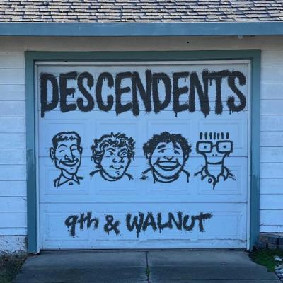 Descendents - 9Th & Walnut (Electric Blue Vinyl) (LP)