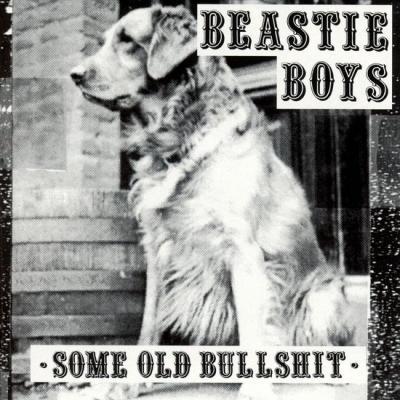 BEASTIE BOYS - Some Old Bullshit (LP) (White vinyl)