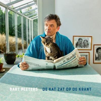 Peeters, Bart - De Kat Zat Op De Krant
