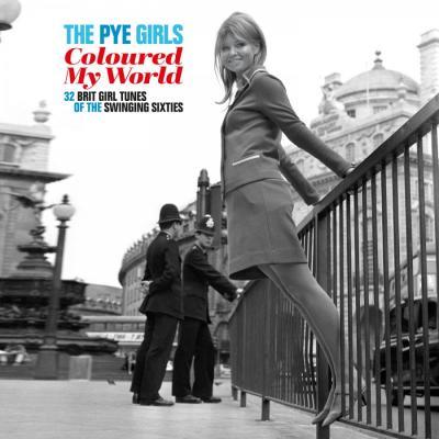 V/A - Pye Girls Coloured My World (2LP) (Coloured)