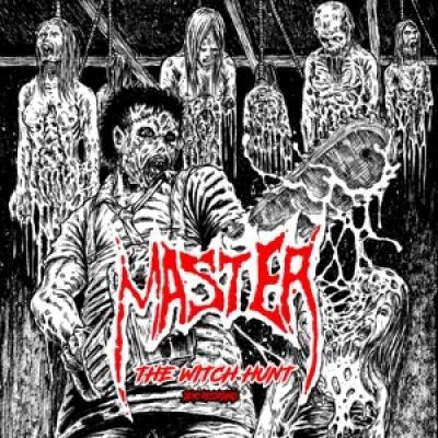 Master - Witch Hunt Demo Recordings (White Vinyl) (LP)