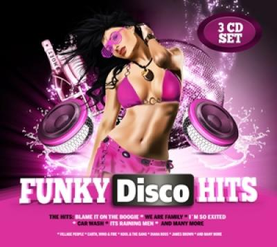 V/A - Funky Disco Hits (3CD)