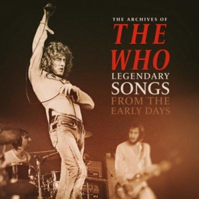 Who - Legendary Songs From The Early Days (White Vinyl) (LP)