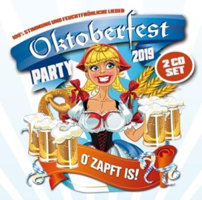V/A - Oktoberfest Party 2019 (2CD)