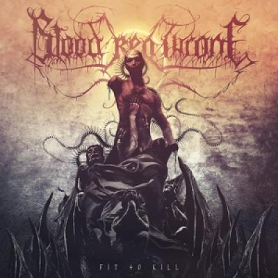 Blood Red Throne - Fit To Kill (Transparent Green Vinyl) (LP)