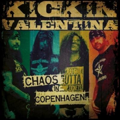 Kickin Valentina - Chaos In Copenhagen (LP)