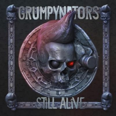 Grumpynators - Still Alive (Red/Blue Vinyl) (LP)