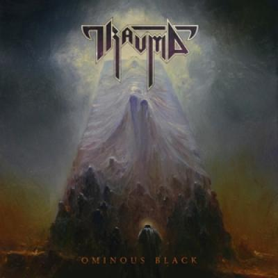 Trauma - Ominous Black (LP)
