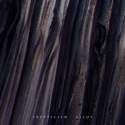 Skepticism - Alloy (Blue Vinyl) (2LP)