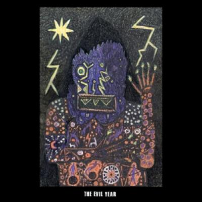 Paga - Evil Year (Purple Vinyl) (LP)