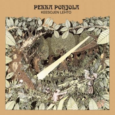 Pohjola, Pekka - Keesojen Lehto (Mathematician'S Air Display) (LP)