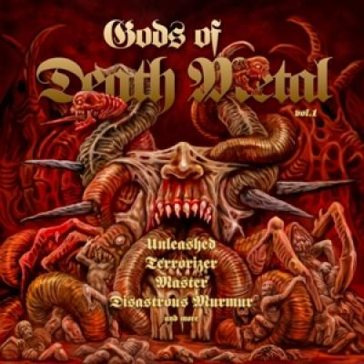 V/A - Gods Of Death Metal