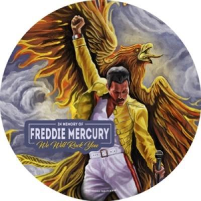 Queen.=Trib= - We Will Rock You - In Memory Of Freddie Mercury (LP)